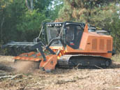 PT-600 with mulching head 31