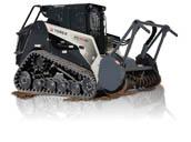 PT100G Forestry LoftnessMulcher