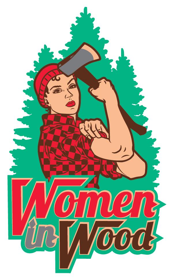 Women In Wood Logo1