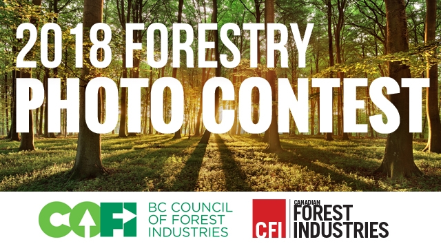 COFI, CFI launch third annual forestry photo contest - Wood