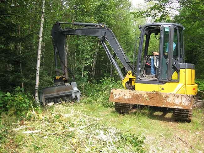 Equipment spotlight: Forestry mulchers - Wood Business