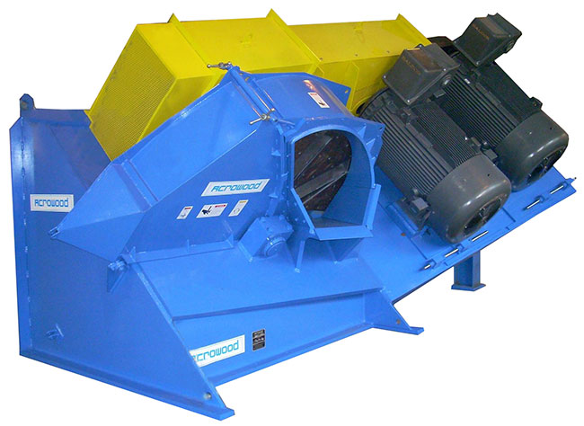 Equipment Spotlight: Chippers and grinders - Wood Business
