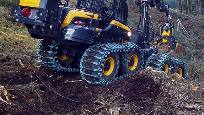 Equipment spotlight: Steep slope systems - Wood Business