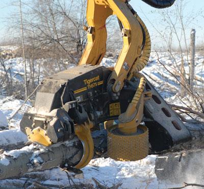 Tigercat TH575