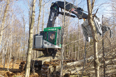 TimberPro TL735B