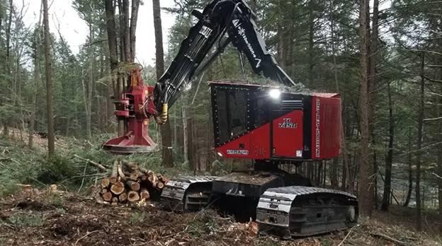 Komatsu to acquire TimberPro - Wood Business