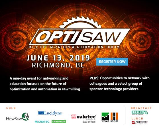 OptiSaw opens registration for June forum