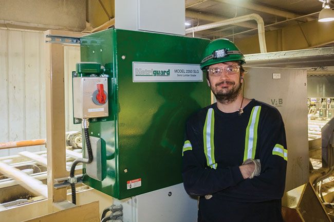 Added value: EACOM's Nairn Centre sees payback with new MSR machine