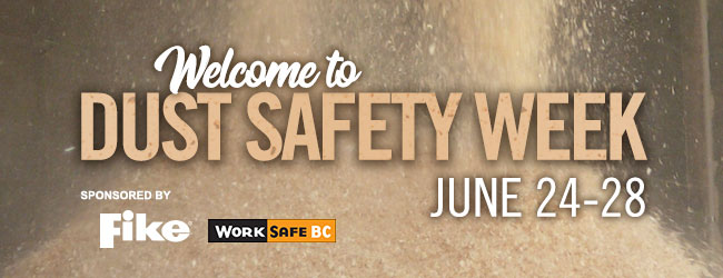 Welcome to Dust Safety Week 2019!