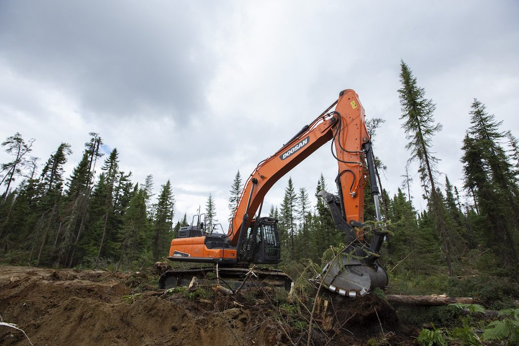Road rules: Inside Foleyet Timber's roadbuilding and logging operations