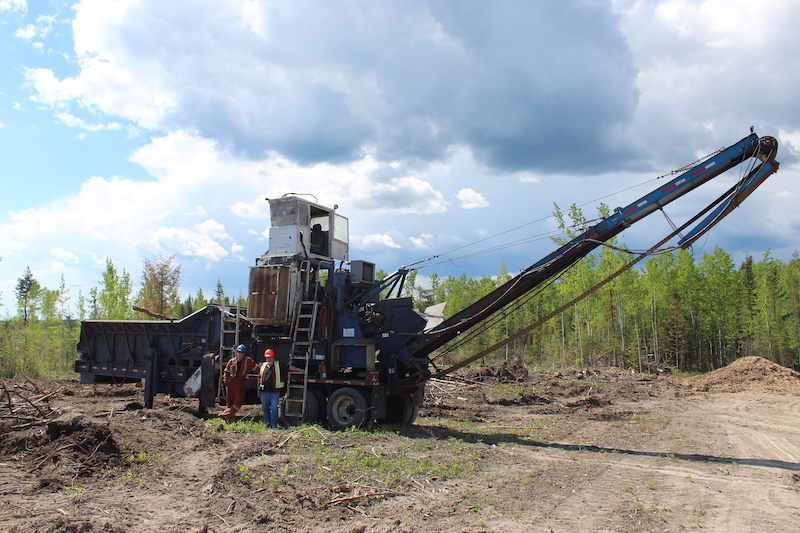 Jack of all trades: logger weathers industry challenges by diversifying operations