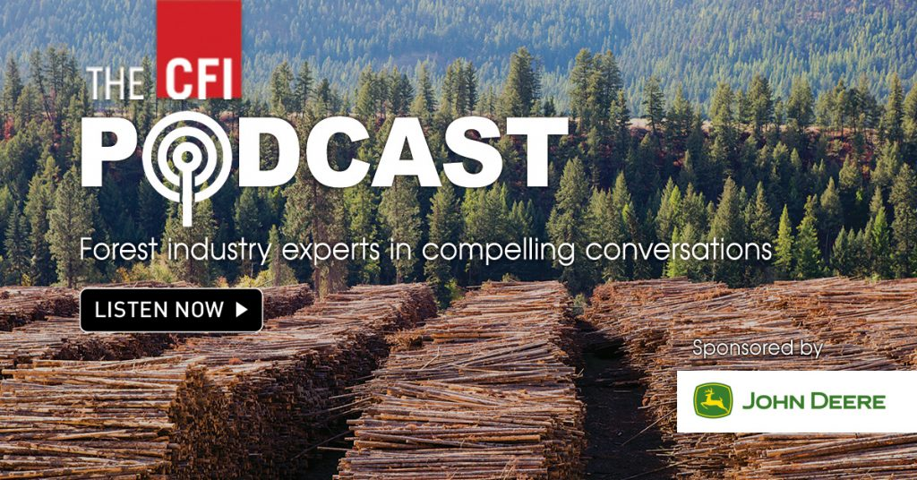 The CFI Podcast: Tanya Wick on women in forestry
