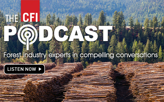 The CFI Podcast: Jason Metnick and Francois Dufresne on forest management certification