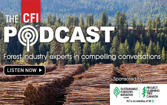 The CFI Podcast: Kevin Edgson on how to attract younger workers to forestry
