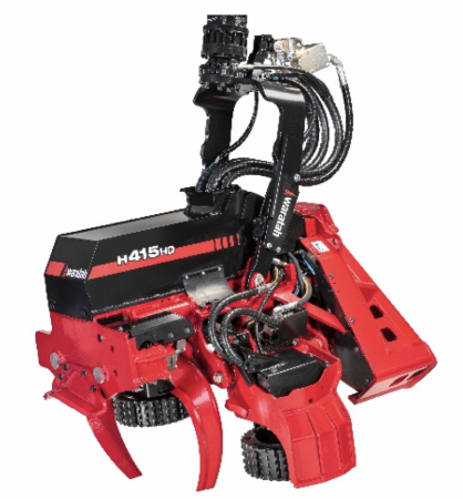 Waratah H415HD harvester head