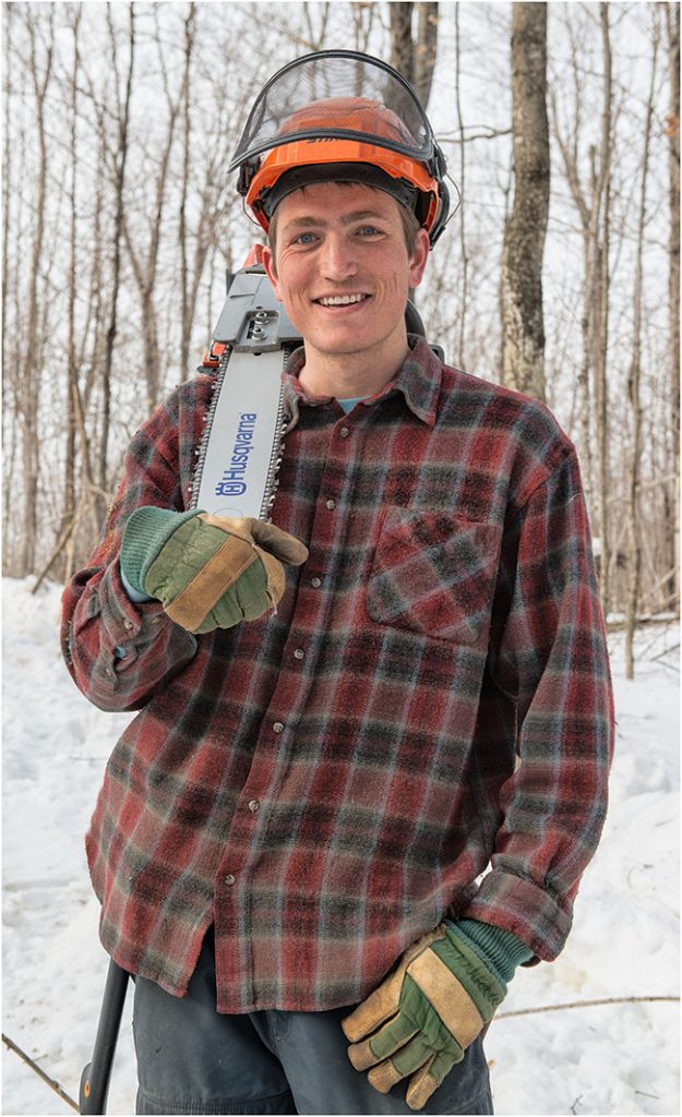 Forestry's future leaders: Meet Thomas McCay